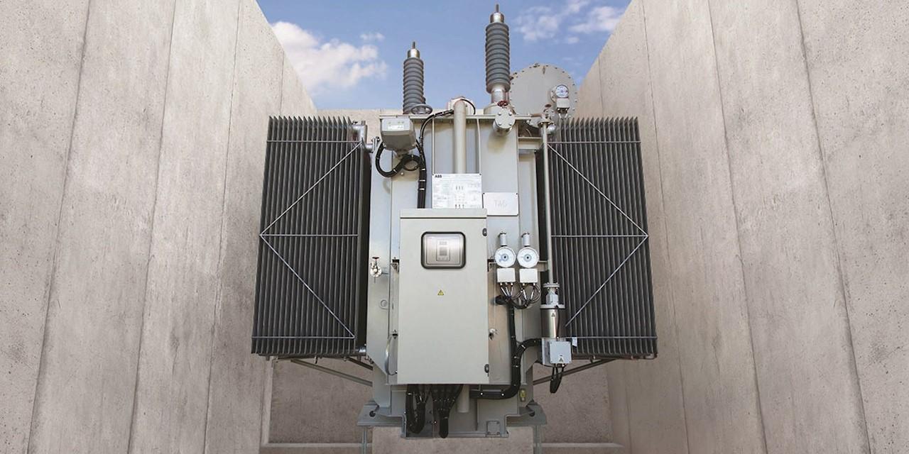 ABB AbilityTM Power Transformer