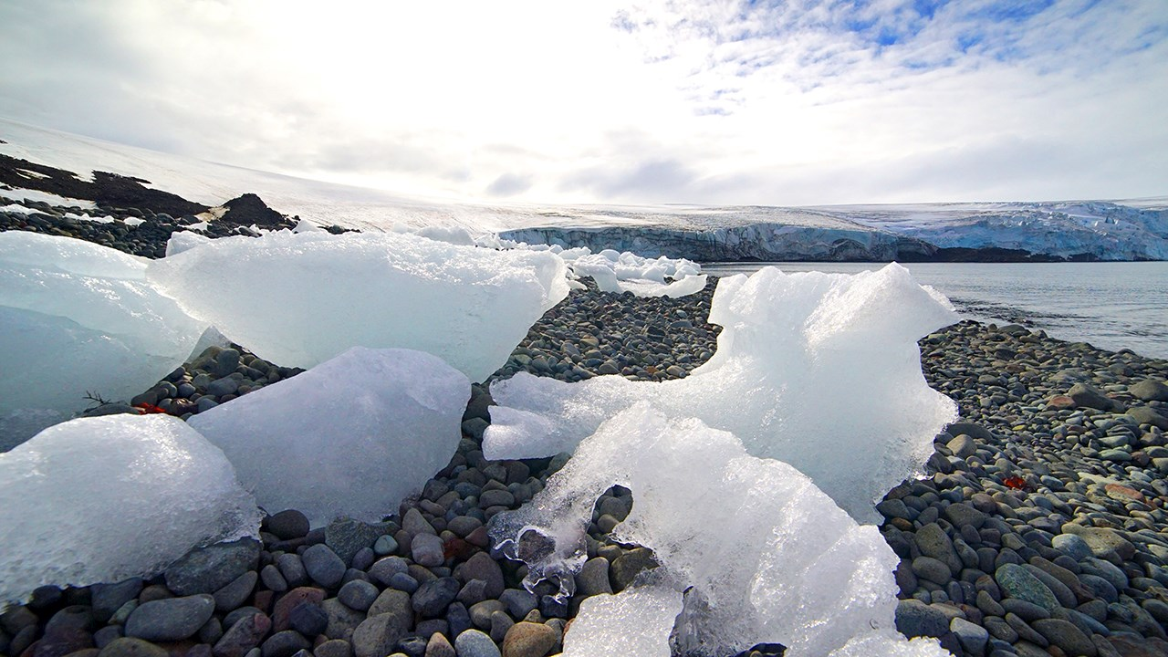 ABB is powering the frozen continent