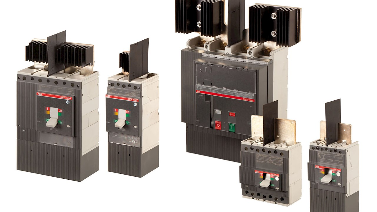 ABB launches molded case circuit breakers for higher voltage solar power plants