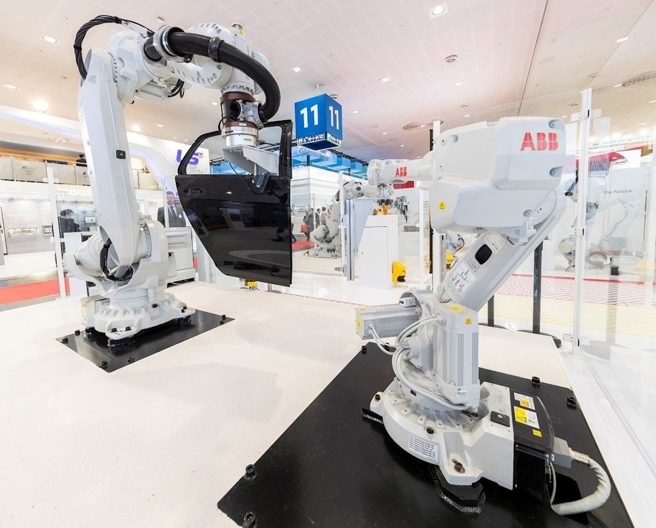 ABB's fundamental new portfolio approach for the robotics