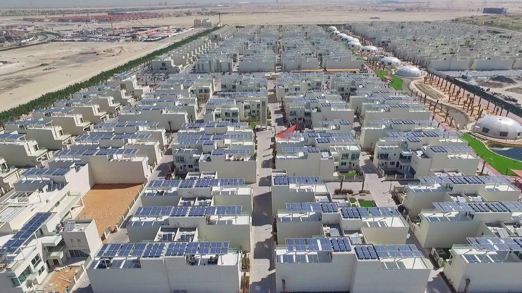 Dubai's Sustainable City
