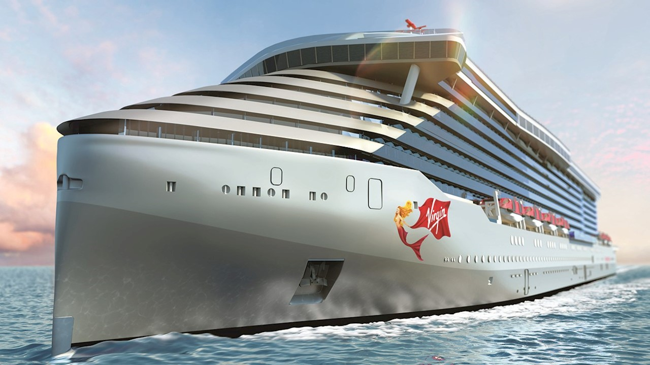 Image courtesy of Virgin Voyages
