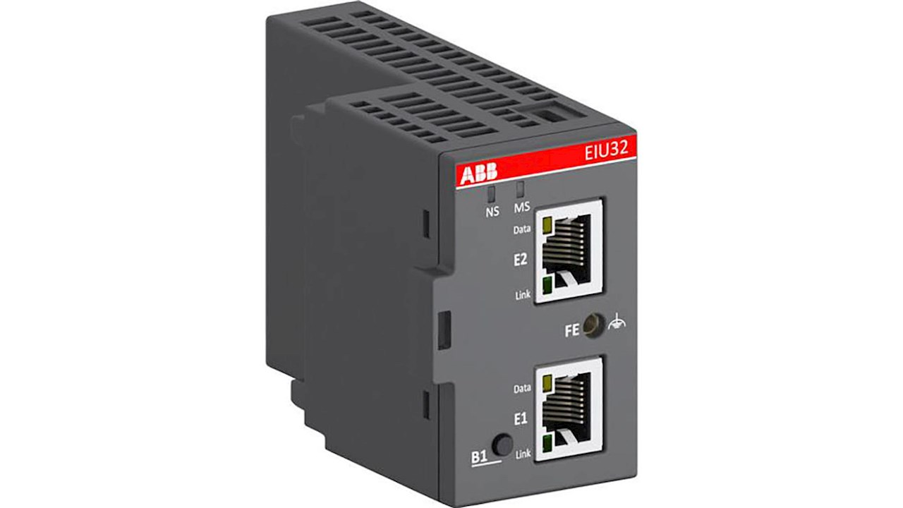 ABB adds new EtherNet/IP communication interface for UMC100.3 Universal Motor Controller