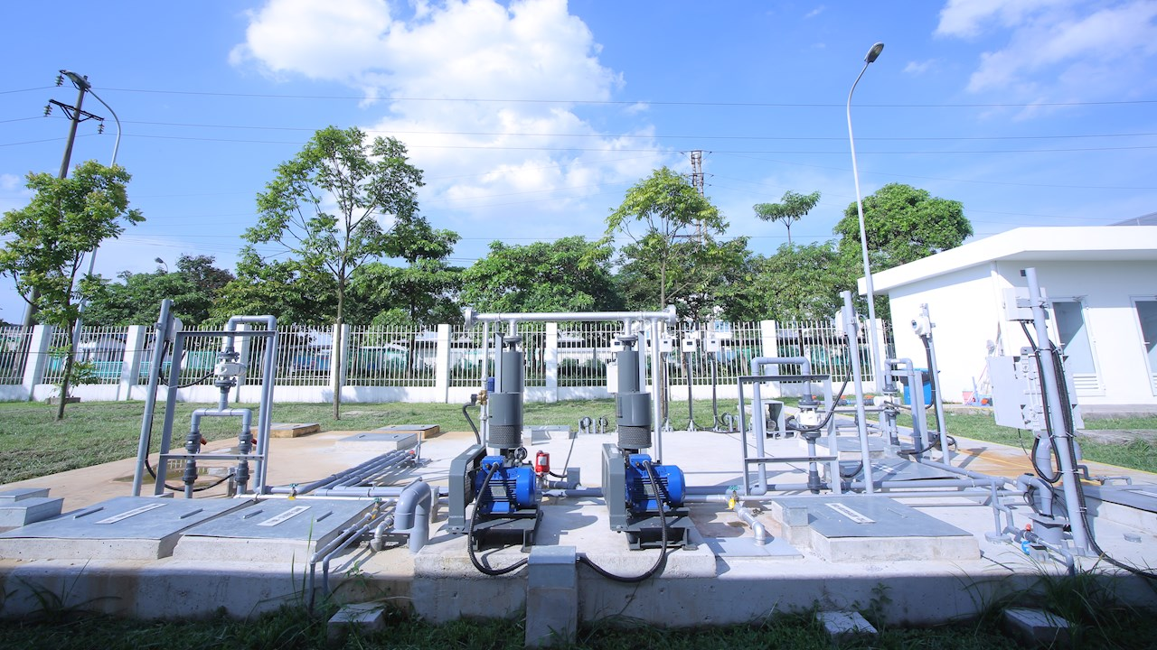 ABB utilizes leading technologies to improve waste water treatment