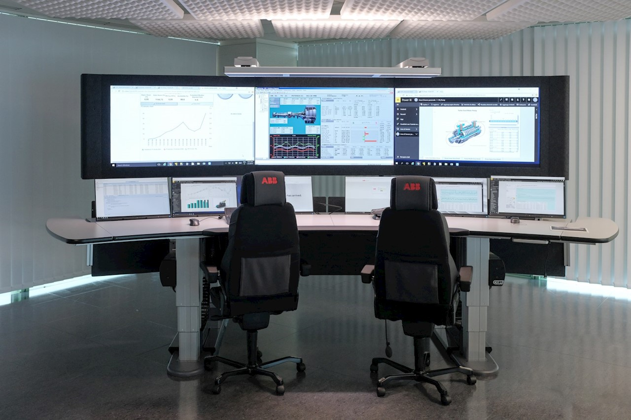 ABB AbilityTM Collaborative Operations Center