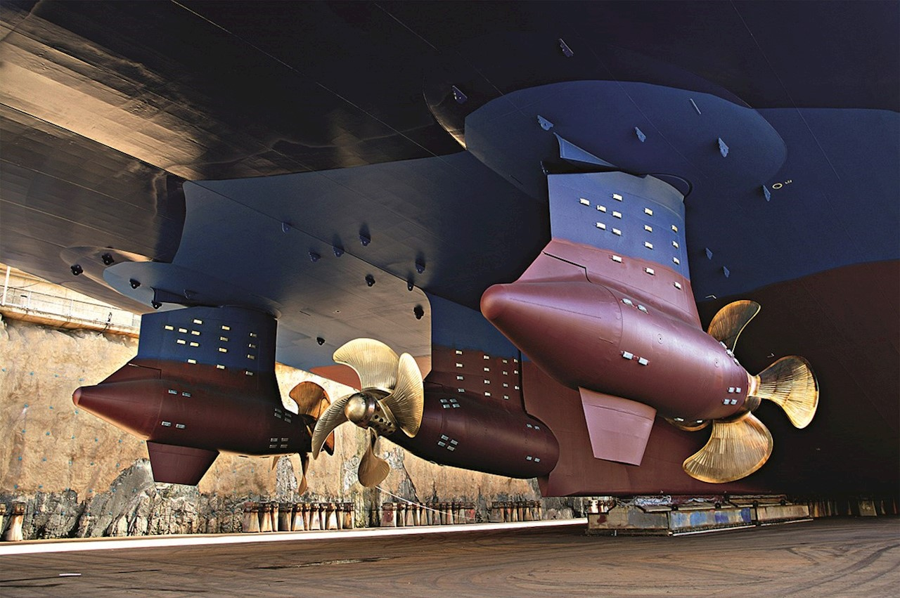 ABB Azipods® have become the leading propulsion system for the world's cruise ships, including ones that serve New York's seaports.