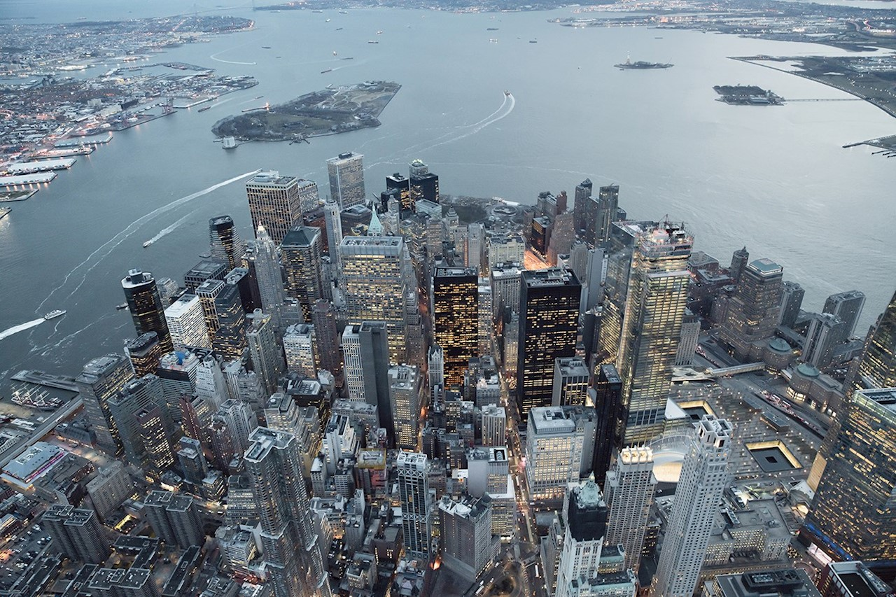 Con Edison digital networking substation powers Lower Manhattan.