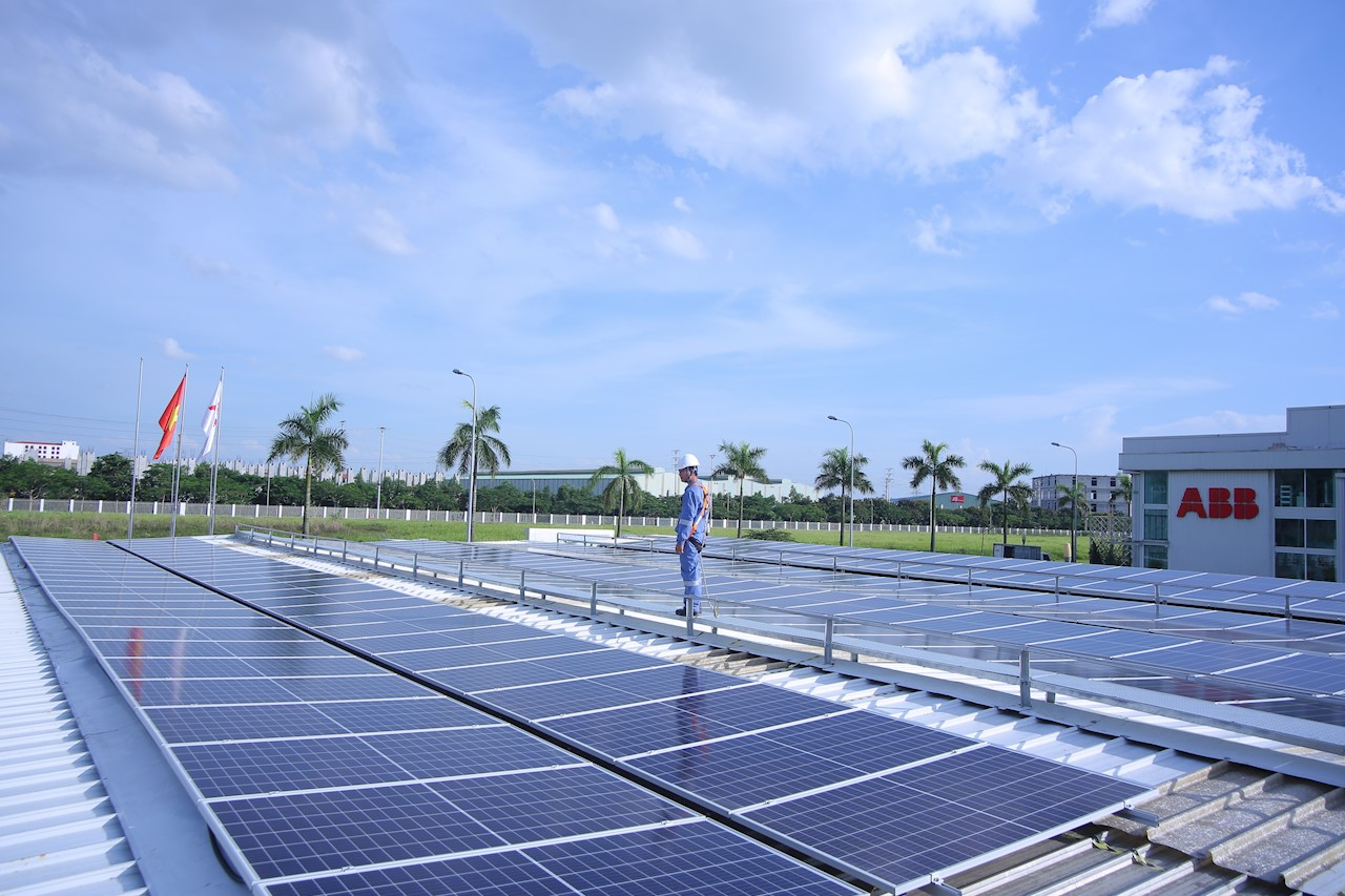 ABB high voltage and distribution solutions factory in Bacninh, Vietnam