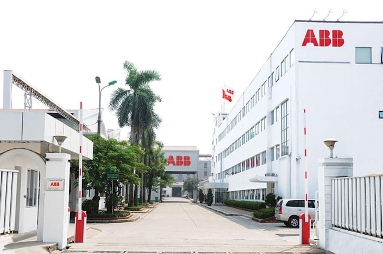 ABB factory in Hanoi, Vietnam