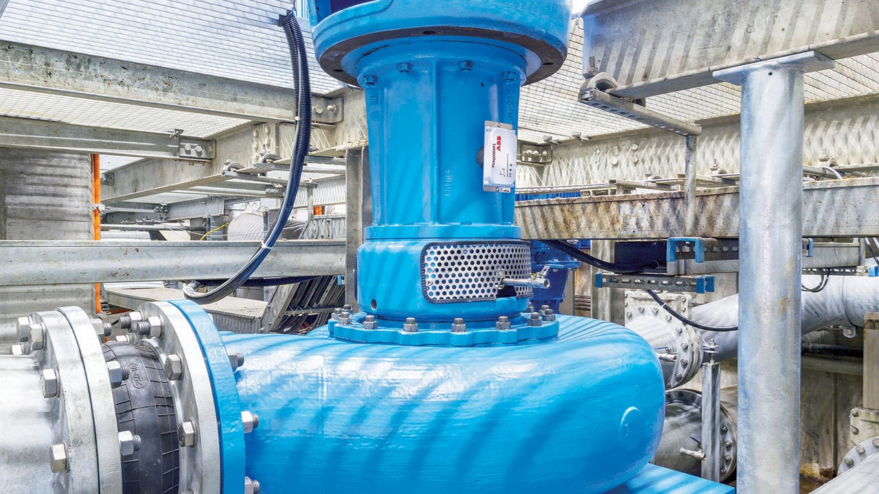 ABB Ability Smart Sensor now also monitors pumps