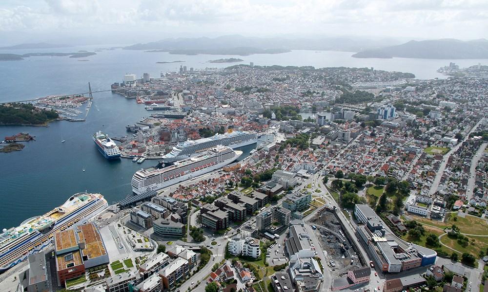 Lyse satser på smartere og grønnere kraftnett i Stavanger-området (Foto: Lyse).