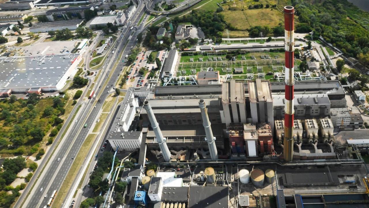 Elektrociepłownia Żerań w Warszawie