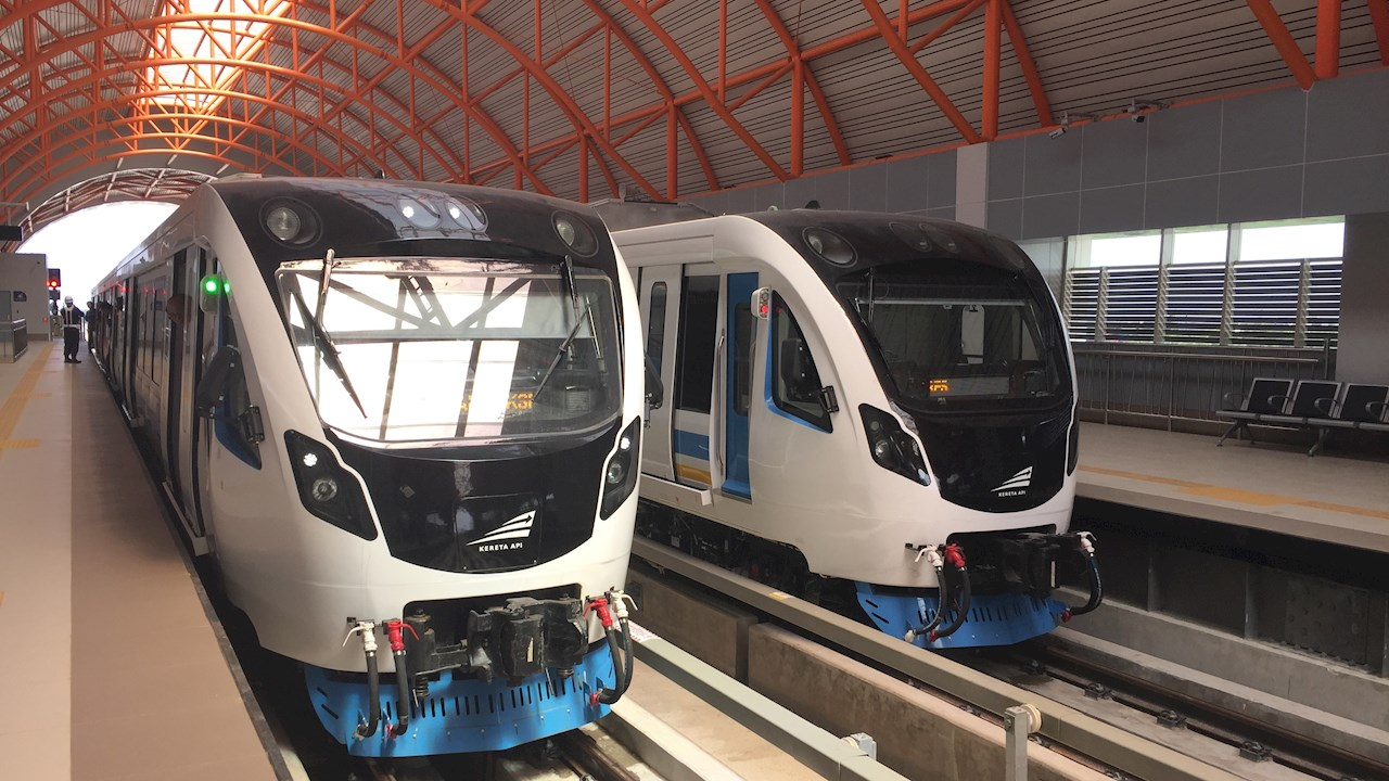 ABB products help protect new airport rail systems for Asian Games in Indonesia
