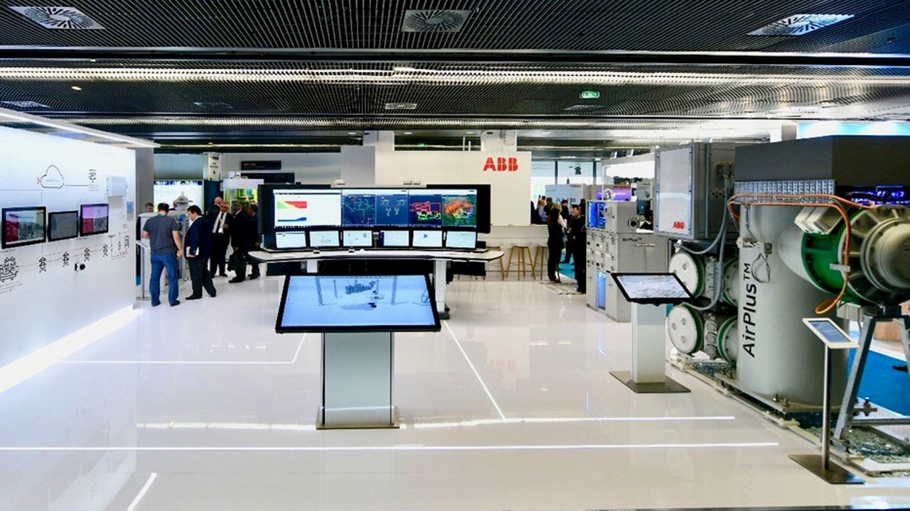 ABB takes power grids into the digital future at CIGRE 2018 in Paris