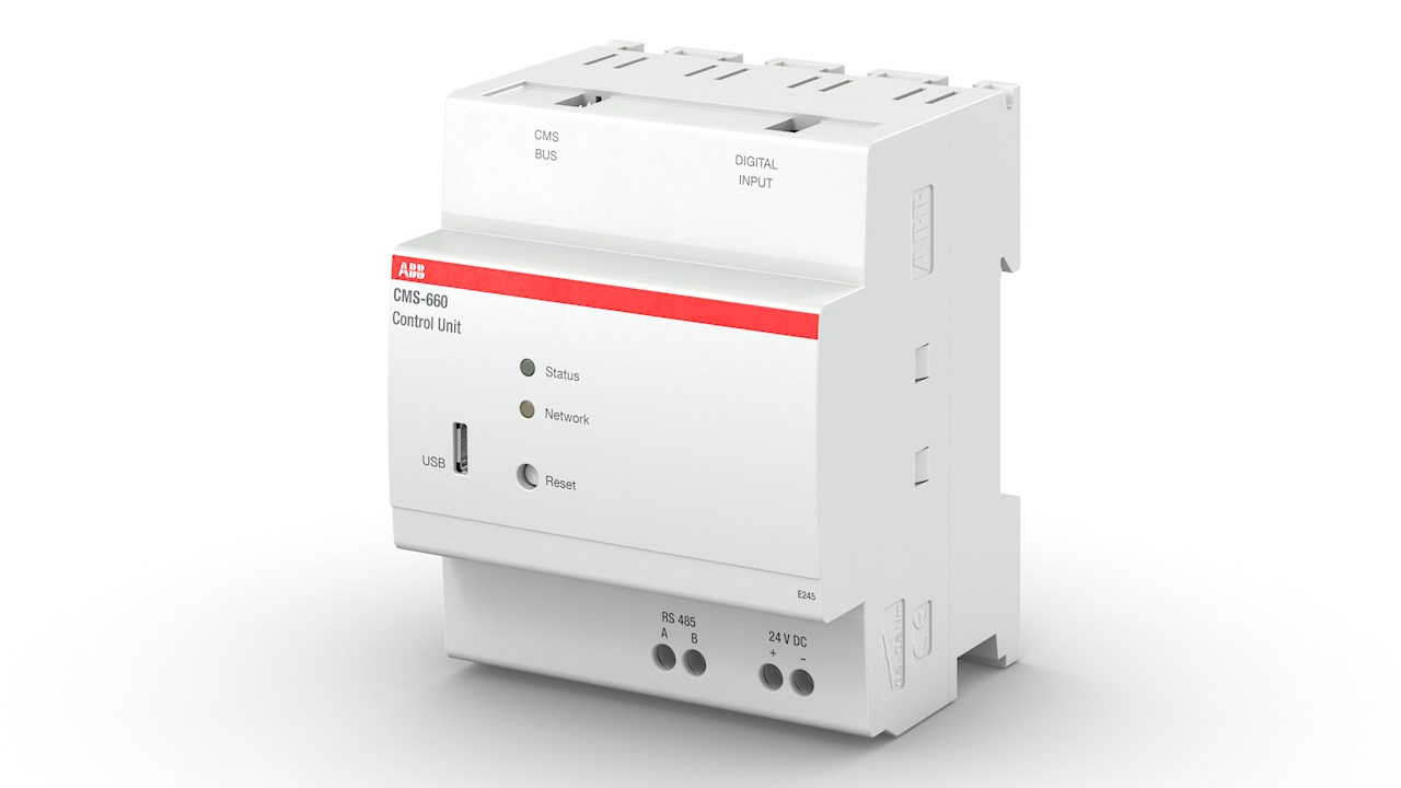 New Abb String Monitoring System Set To Boost Productivity Fuse Box Circuit Builder Cms 660 Provides Safe And Reliable For Photovoltaic Pv Applications