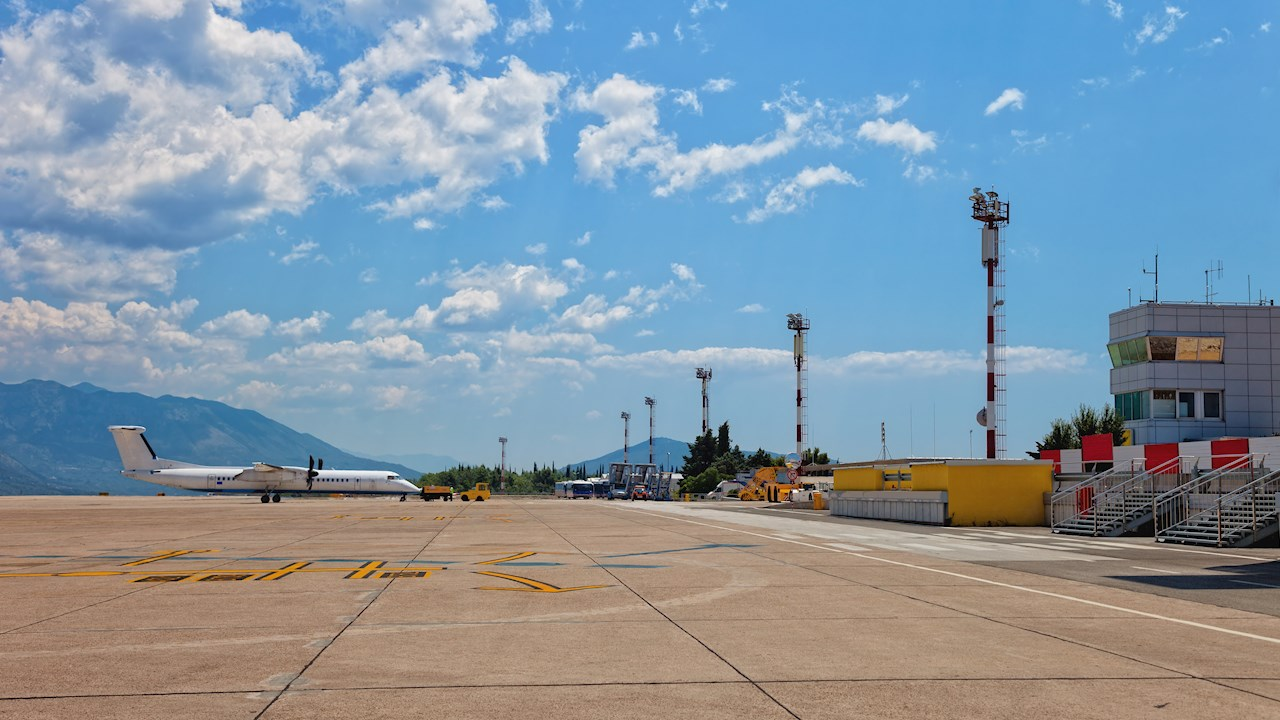 Dubrovnik airport rolls out new data center with ABB power technology