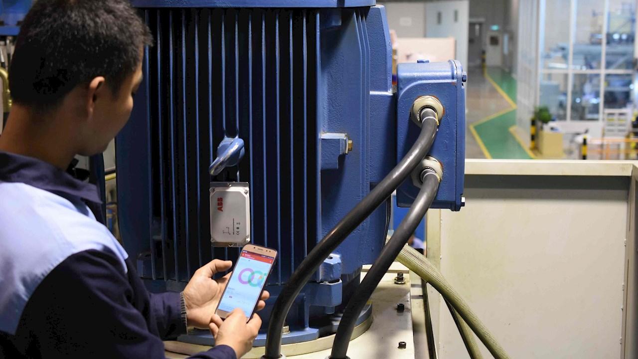 A globális agráripari vállalat az ABB okosszenzoraival csökkenti a motorok állásidejét
