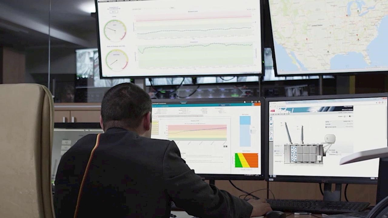 ABB named global leader in enterprise asset management across the power value chain