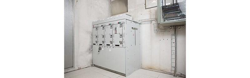 SafeRing Air, ett miljöeffektivt gasisolerat ställverk (GIS).