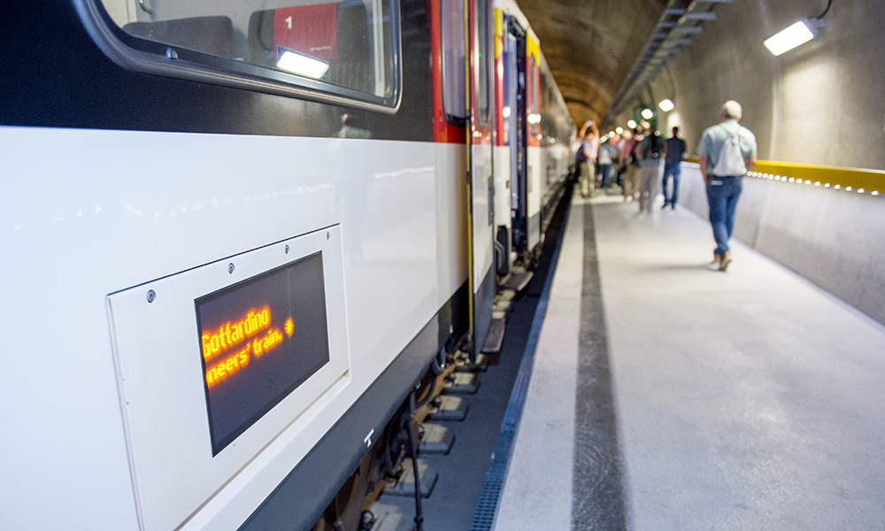 ABB leverer elektrisk fremdriftsteknologi til over 160 Stadler-tog i Europa og USA verdt over 100 millioner dollar.