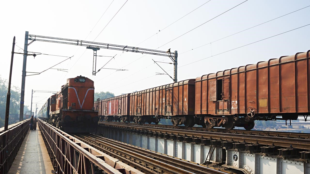 ABB to enhance power quality for  India's longest freight train network