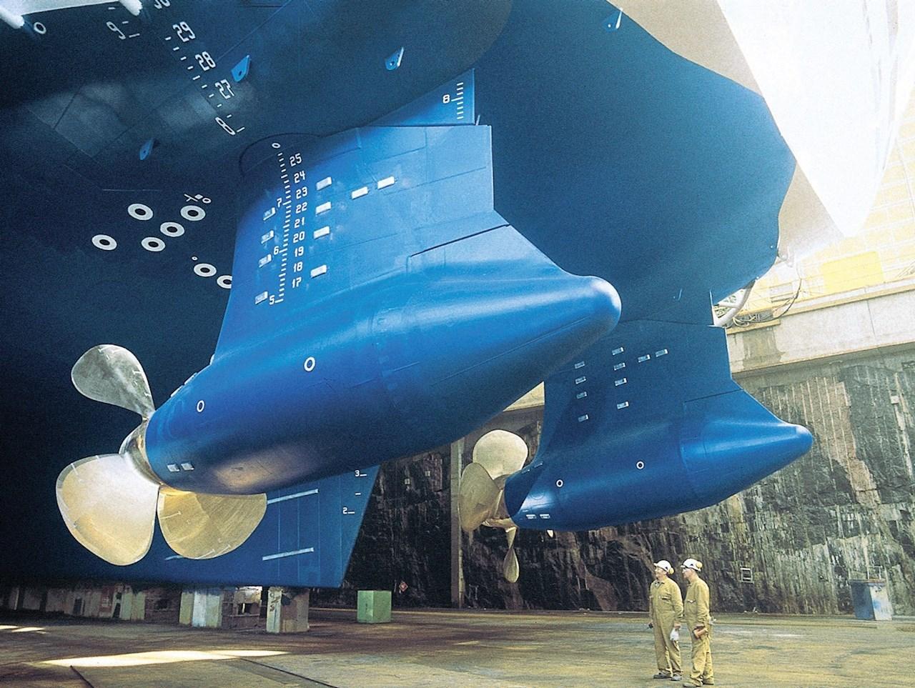 Bruk av ABB Azipod elektriske fremdriftssystemer har spart energi tilsvarende 700 000 tonn drivstoff i cruiseindustrien