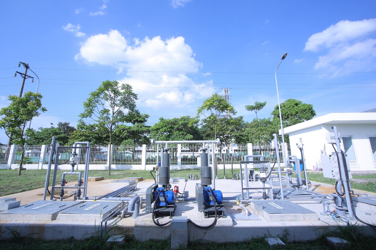 ABB utilizes leading technologies to improve waste water