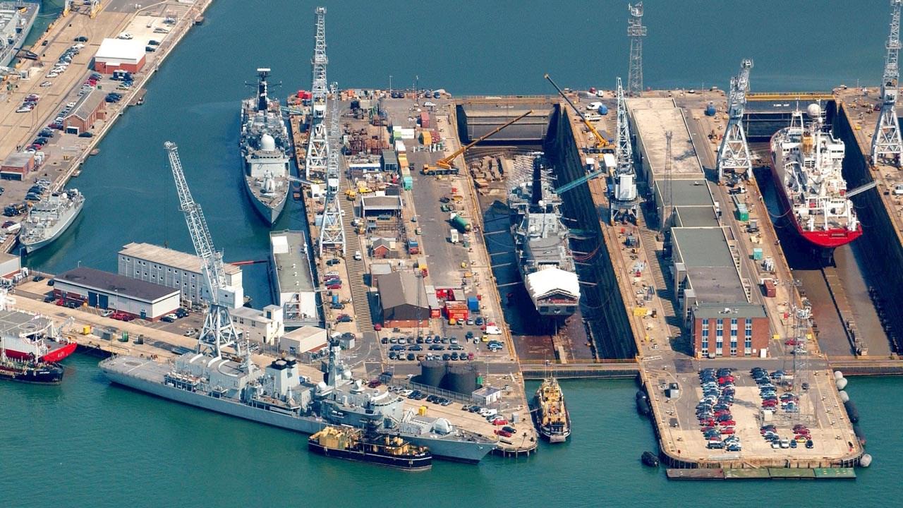 ABB enables green power to pioneering dockyard project in UK