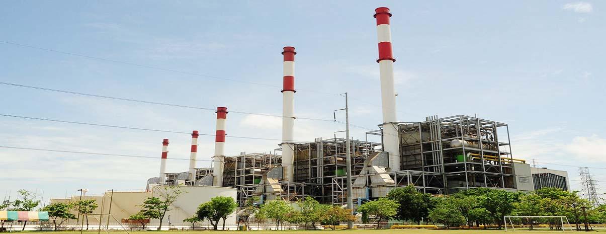 Electricity Generating Authority of Thailand, South Bangkok Power Plant, Samut Prakan Province