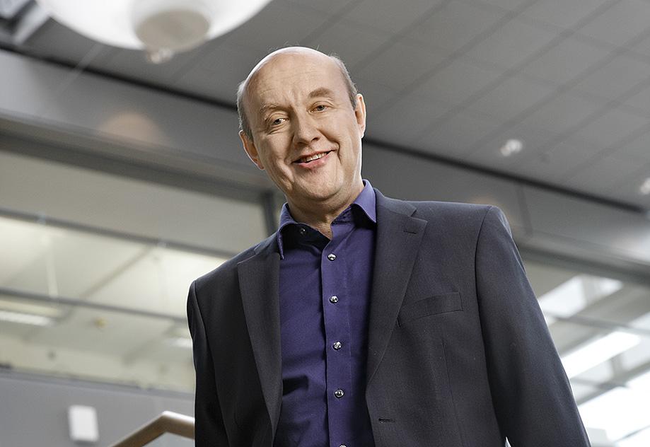 ABB:n sairaalatoimialan johtaja Timo Kontturi