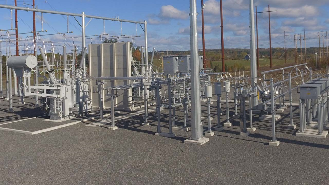 ABB grid technology provides stable, reliable power to three million homes in the Northeastern US