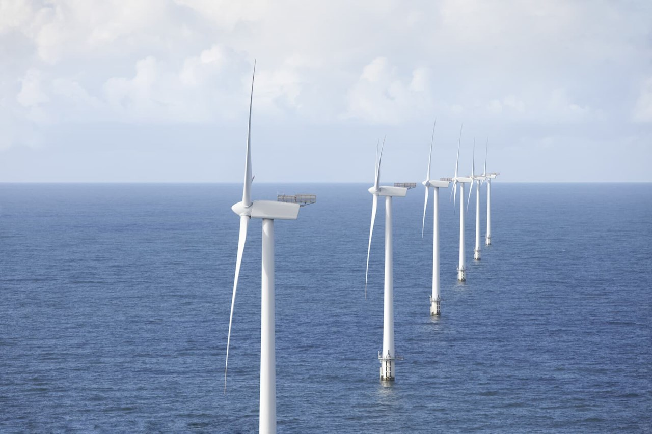 洋上 世界 風力 の 最大