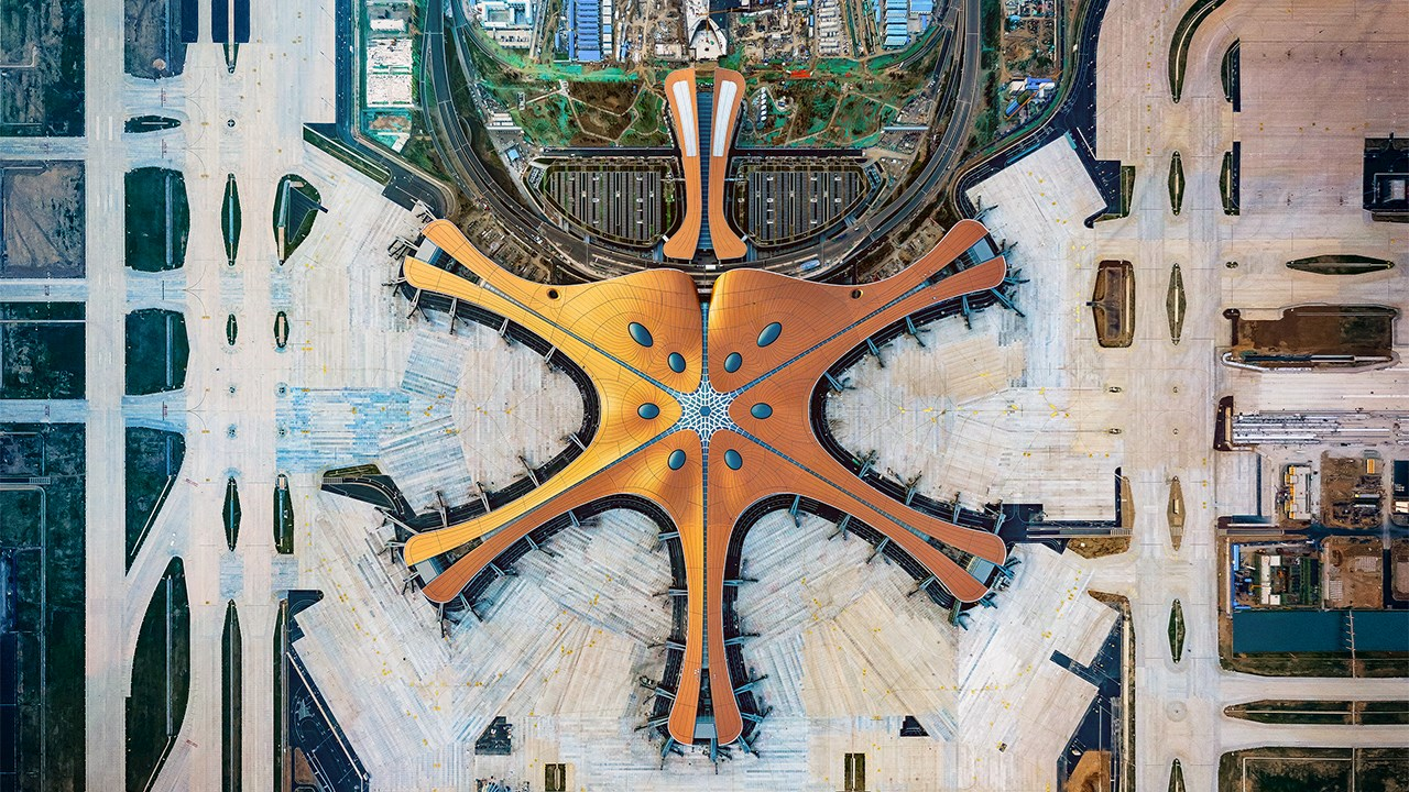 ABB provides reliable power supply for Beijing Daxing International Airport