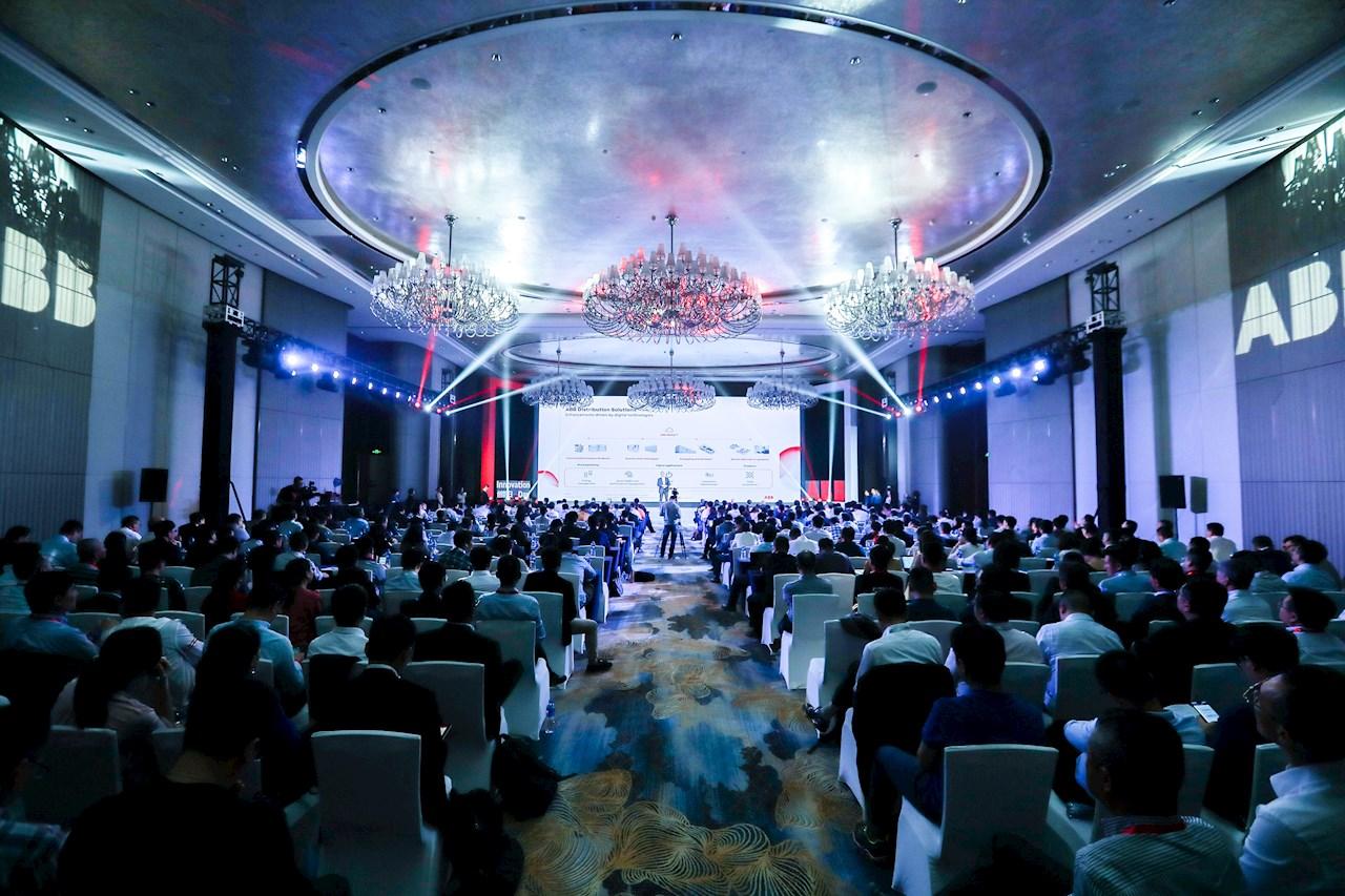 ABB Electrification Innovation Day in Xiamen, China
