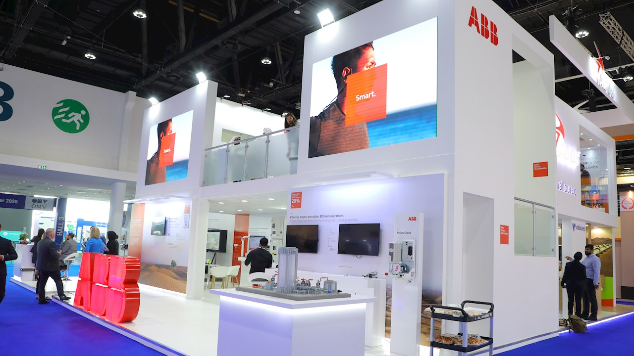 ABB showcases high efficiency power solutions at ADIPEC