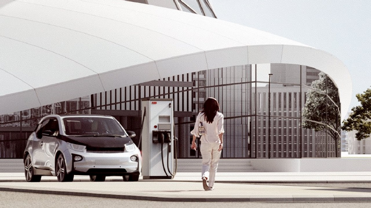 ABB - Elatec partnership brings EV charging payment to the mobile wallet