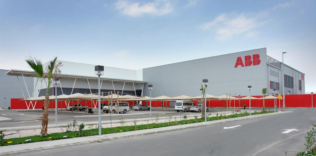GIS factory in Dammam
