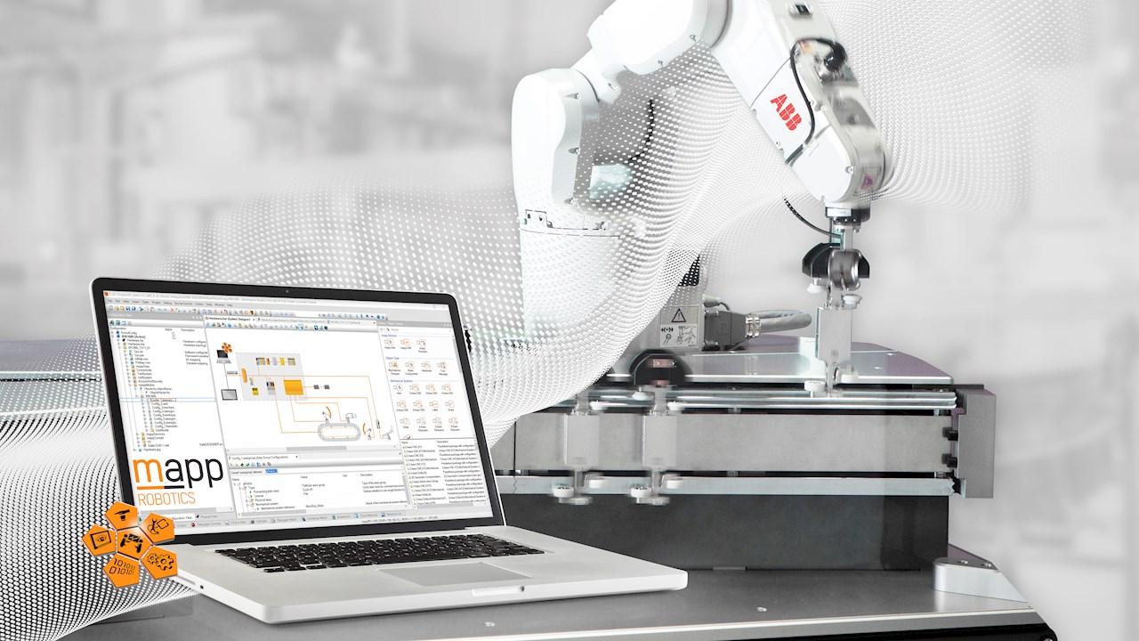 ABB und B&R bringen erste vollständig integrierte Lösung für maschinenzentrierte Robotik auf den Markt