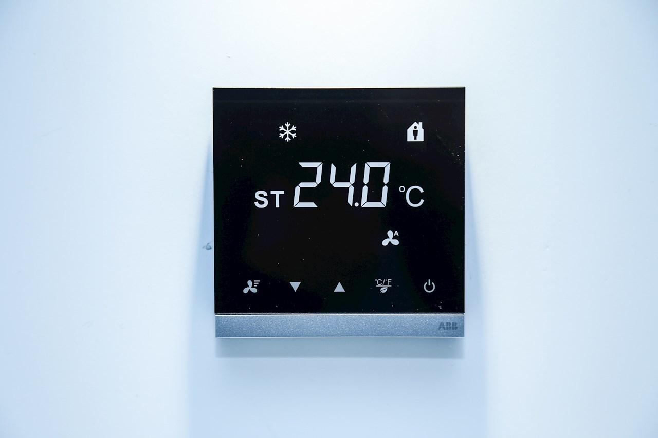 ABB Caldion® KNX智能溫控器