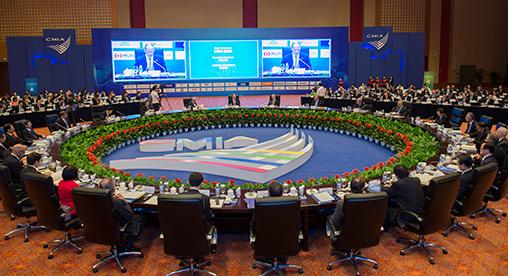 ABB集团连续第十二年出席重庆市市长国际经济顾问团会议