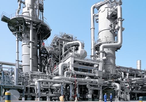 ABB技术广泛应用于全球化工、石油及天然气行业