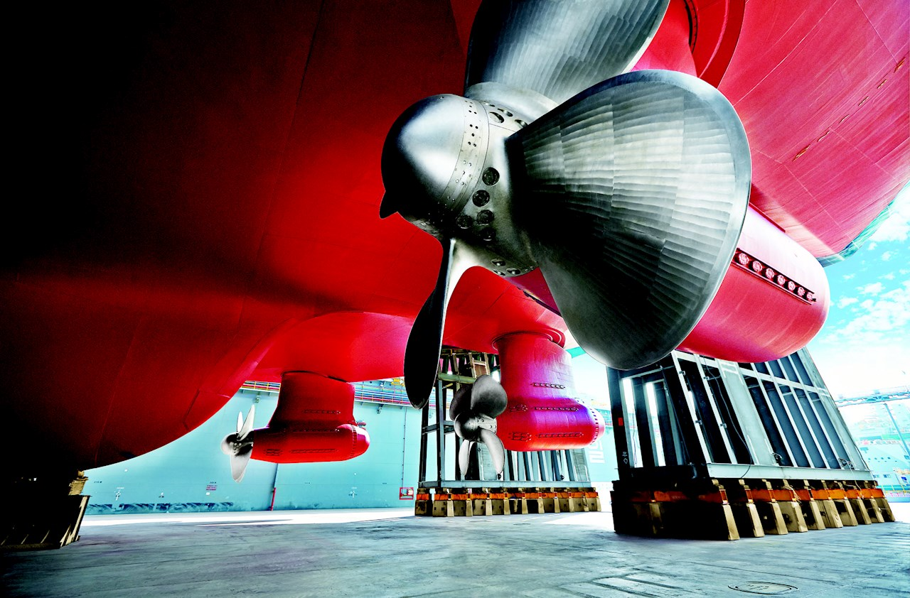 Azipod® icebreaking propulsion for the Yamal LNG fleet