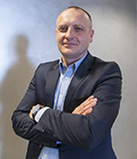 Goran Leci expects to see an increasing amount of smart grid initiatives in the near future.