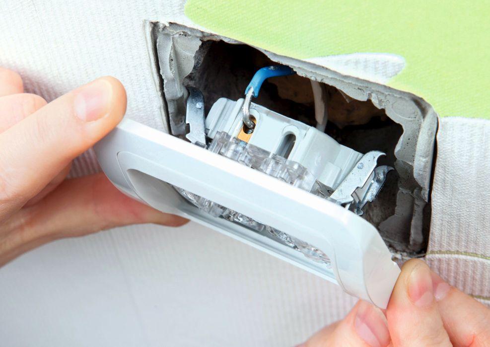 Rikkis elektripaigaldis on tihti tuleõnnetuse põhjustaja.
