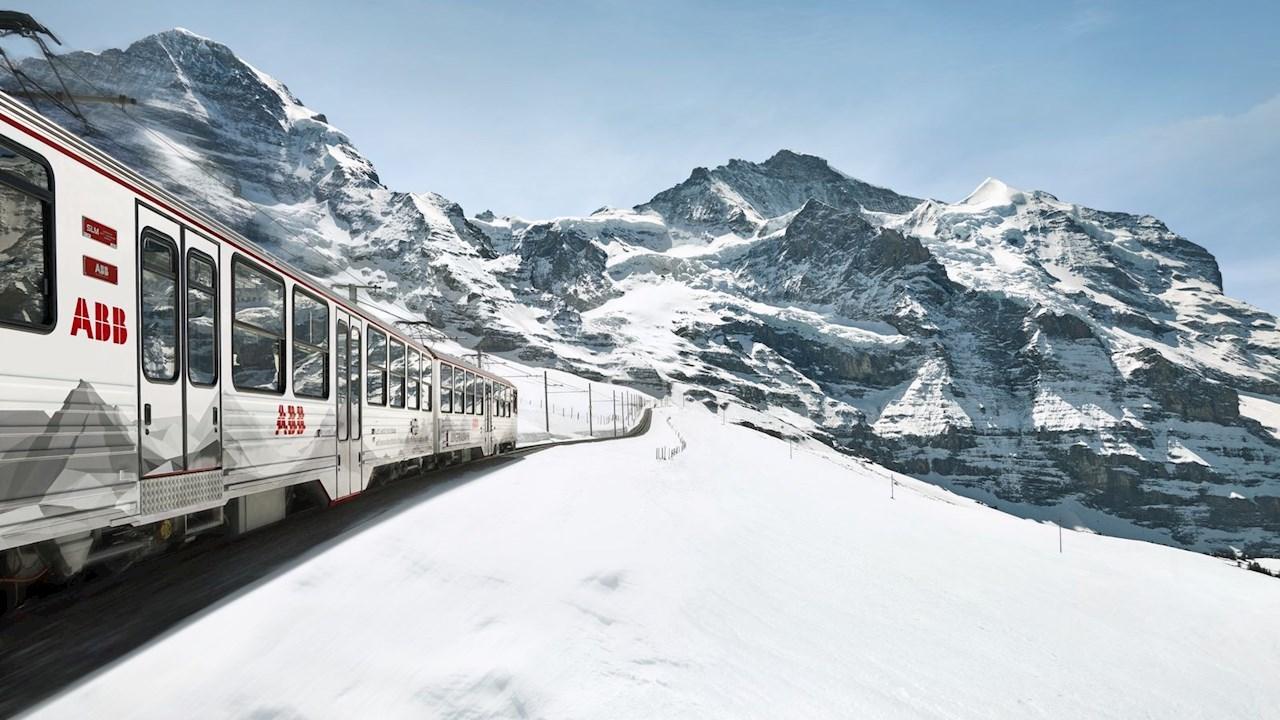 ABB tiesia naujus maršrutus per Alpes