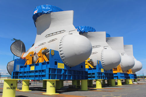 52 Mw Of Abb Azipod Propulsion Power Destined For South Korea