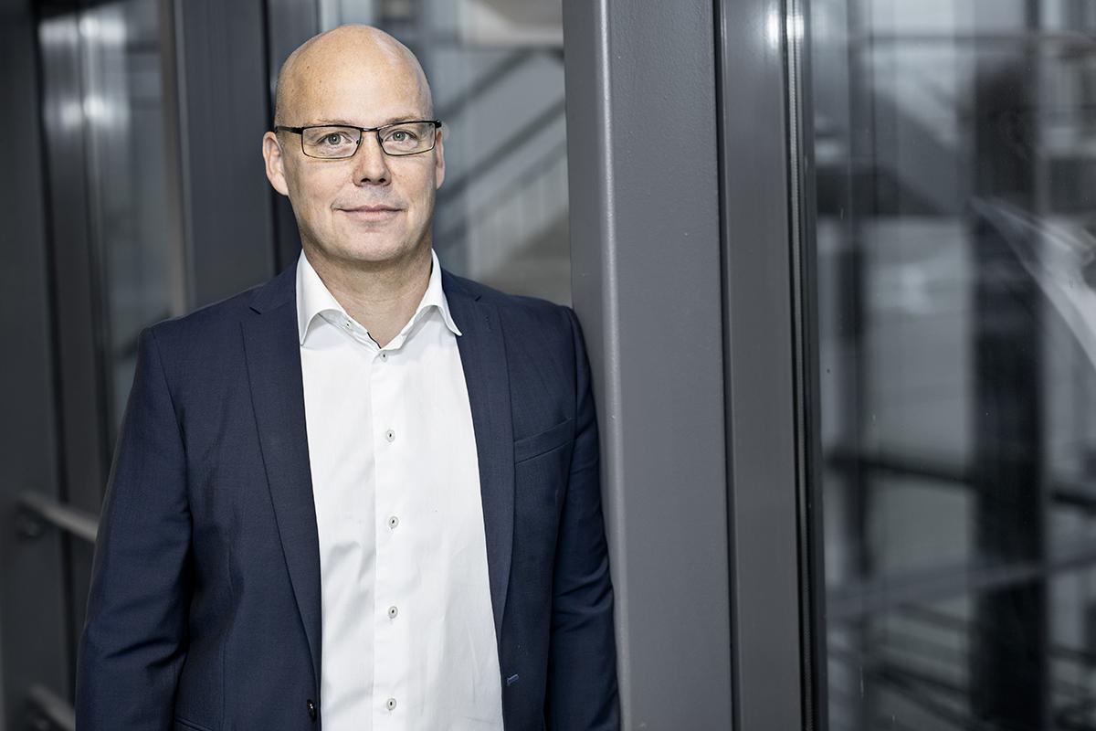 Bjarne Tvede bliver ny adm. direktør for ABB A/S per 1. januar 2020.