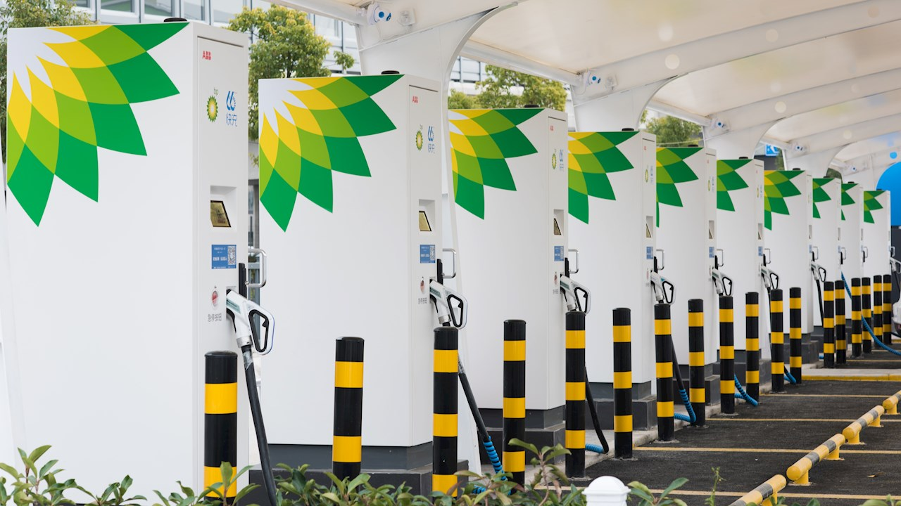 ABB supports BP and 66 iFuel establish BP's pilot DC fast charging station in China