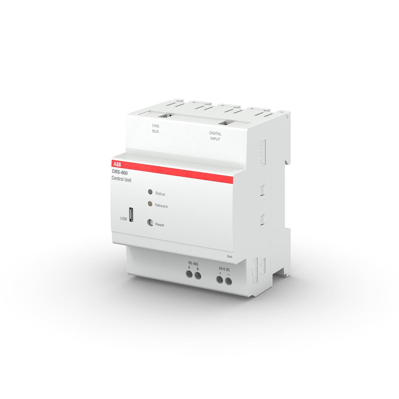 Das CMS-660 Stromüberwachungssystem erkennt Gefahrensituationen in PV Anwendungen bevor es zu Betriebsunterbrechungen oder Stromausfällen kommt.