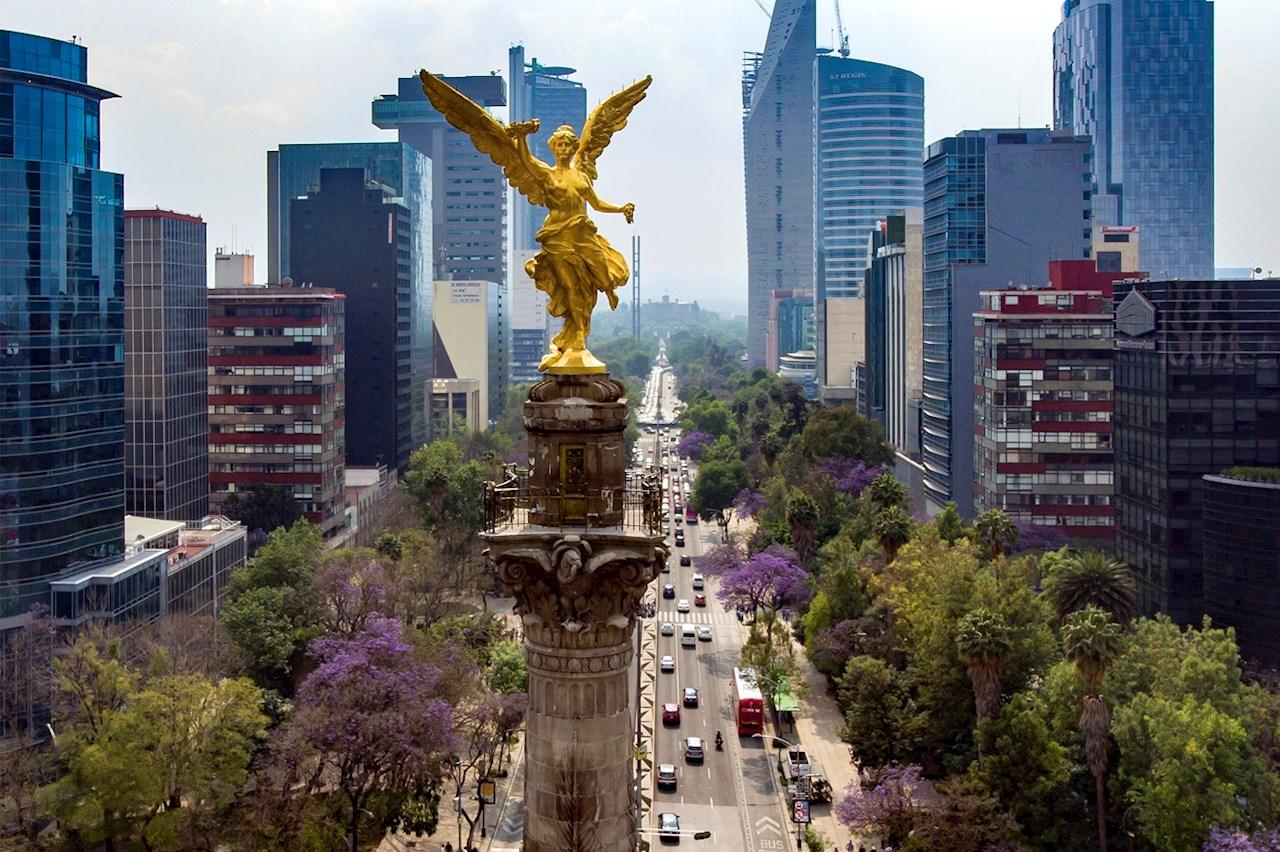 Paseo de la Reforma, Cidade do México